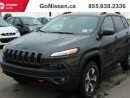 Used 2015 Jeep Cherokee Trailhawk 4dr 4x4 for sale in Edmonton, AB
