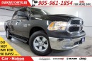 Used 2016 Dodge Ram 1500 SXT  CREW CAB  4X4  SIRIUSXM  REAR CAM  BLUETOOTH  for sale in Mississauga, ON