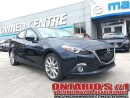 Used 2014 Mazda MAZDA3 GT-SKYGT, LEATHER, SUNROOF-TORONTO for sale in North York, ON