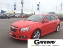 Used 2014 Chevrolet Cruze 2LT RS Package / Power Sunroof / Heated Seats for sale in Brampton, ON