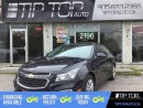 Used 2016 Chevrolet Cruze LT ** Bluetooth, Backup Camera, Automatic ** for sale in Bowmanville, ON