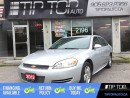 Used 2012 Chevrolet Impala LS ** Leather/Heated Seats, Alloy Wheels, Low KM * for sale in Bowmanville, ON