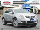 Used 2014 Cadillac SRX AWD! HEATED SEATS! LANE DEPARTURE WARNING for sale in Markham, ON