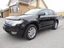 Used 2008 Ford Edge Limited AWD Leather Panoramic Roof 165,000KMs for sale in Etobicoke, ON