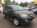 Used 2004 Acura MDX AWD/7PASS/LEATHER/ROOF/LOADED/ALLOYS for sale in Pickering, ON