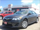 Used 2013 Toyota Camry LE for sale in Etobicoke, ON