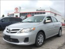 Used 2013 Toyota Corolla CE CONVENIENCE PKG for sale in Etobicoke, ON
