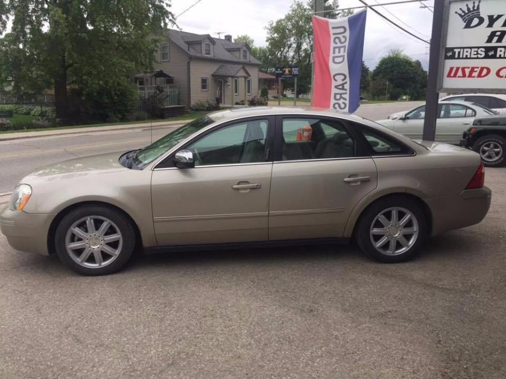 used 2006 ford five hundred limited for sale in bloomingdale ontario. Black Bedroom Furniture Sets. Home Design Ideas