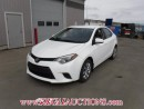 Used 2015 Toyota COROLLA LE 4D SEDAN AT 1.8L for sale in Calgary, AB