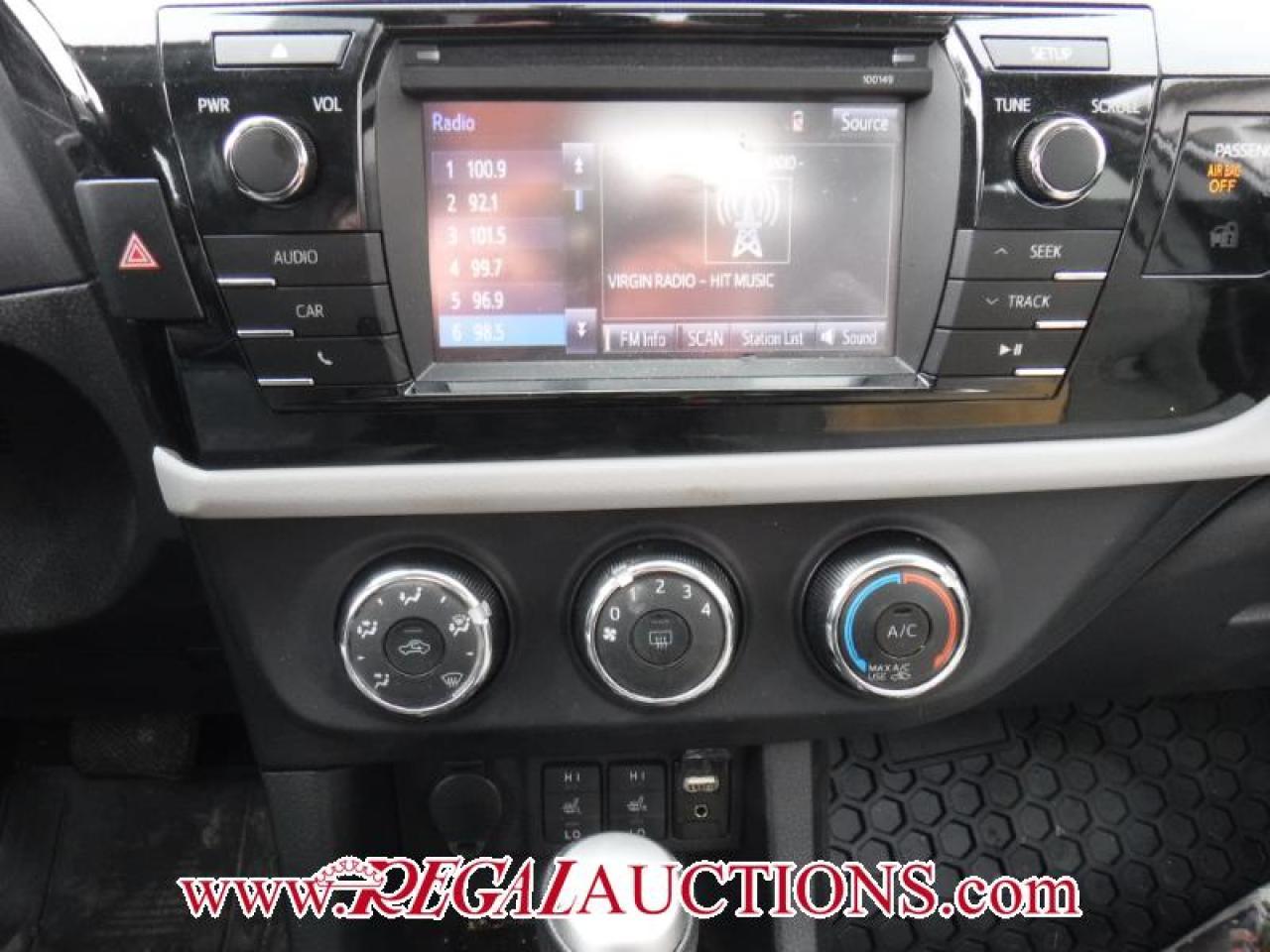 2015 Toyota COROLLA LE 4D SEDAN AT 1.8L