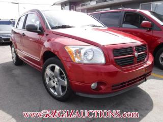 Used 2008 Dodge CALIBER  4D HATCHBACK for sale in Calgary, AB