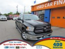 Used 2013 Dodge Ram 1500 SLT | OUTDOORSMAN | 4X4 | BACKUP CAM | for sale in London, ON