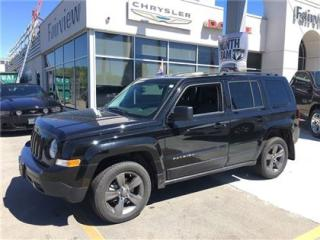 Used 2015 Jeep Patriot Altitude Package for sale in Burlington, ON