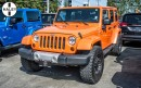 Used 2012 Jeep Wrangler Unlimited Sahara for sale in Surrey, BC