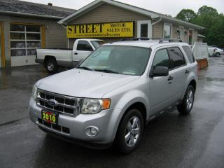 Used 2010 Ford Escape XLT V6 for sale in Smiths Falls, ON
