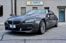 Used 2013 BMW 650i Gran Coupe xDrive EXT BMW WARRANTY, TECH, EXEC, VISION PKGS for sale in Burlington, ON
