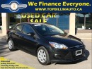 Used 2013 Ford Focus SE Auto, BLUETOOTH, Only 39K for sale in Concord, ON