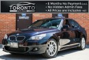 Used 2010 BMW 535 I xDrive+M sport+Navigation+M sport rims+Sunroof for sale in North York, ON