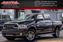New 2017 Dodge Ram 1500 NEW CAR Laramie Longhorn|4x4|Crew|Conven,TrailerBrakePkgs|Nav|PkAsst|20