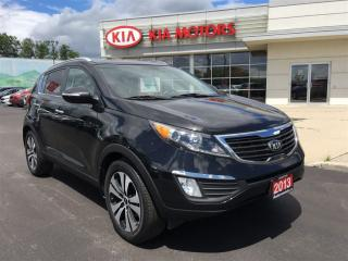 Used 2013 Kia Sportage EX - BLUETOOTH HEATED SEATS for sale in Woodstock, ON