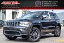 New 2017 Jeep Grand Cherokee NEW CAR Limited|4x4|Sunroof|BlindSpot|Leather|BackUpCam|18