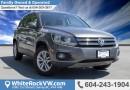 Used 2015 Volkswagen Tiguan Trendline BC DRIVEN, BLUETOOTH & SPLIT REAR FOLDING SEATS for sale in Surrey, BC