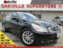 Used 2009 Infiniti G37 X LUXURY | AWD | HANDSFREE | LEATHER | SUNROOF for sale in Oakville, ON
