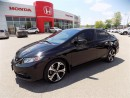 Used 2015 Honda Civic Si... NAVIGATION.. EXTENDED WARRANTY REMAINING for sale in Milton, ON