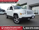 Used 2016 Jeep Patriot Sport/North W/ 4X4, LEATHER UPHOLSTERY & sunroof for sale in Surrey, BC