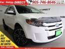 Used 2014 Ford Edge SEL| AWD| NAVI| LEATHER| DUAL SUNROOF| for sale in Burlington, ON