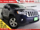 Used 2012 Jeep Grand Cherokee Laredo| 4X4| NAVI| LEATHER| BACK UP CAMERA| for sale in Burlington, ON