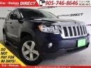Used 2012 Jeep Grand Cherokee Laredo| 4X4| NAVI| LEATHER| BACK UP CAMERA| for sale in Burlington, ON