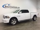 Used 2016 Dodge Ram 1500 SPORT- HEMI! CREW! ROOF! LEATHER! NAV! REV CAM! for sale in Belleville, ON