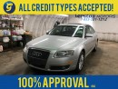 Used 2007 Audi A6 A6 QUATTRO****AS IS CONDITION AND APPEARANCE****LEATHER*POWER SUNROOF*PHONE CONNECT*POWER WINDOWS/LOCKS/HEATED MIRRORS* for sale in Cambridge, ON