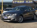 Used 2012 Lexus IS 250 AWD*ACCIDENT FREE*NAVI*CAMERA*TECH PKG*BLUETOOTH* for sale in York, ON