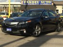 Used 2013 Acura TL SH AWD*ACCIDENT FREE*NAVI*CAMERA*BLUETOOTH*TECH PK for sale in York, ON