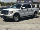 Used 2010 Ford F-150 XLT 4X4*SUPERCREW CAB*CHROME RIMS*RUNNING BOARD* for sale in York, ON