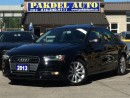 Used 2013 Audi A4 2.0T PREMUIM PKG****SOLD**** for sale in York, ON
