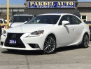 Used 2014 Lexus IS 250 AWD*1 OWNER-OFF LEASE*STILL UNDER WARRANTY* for sale in York, ON