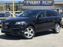 Used 2011 Audi Q7 3.0T*S-LINE*NAVI*CAMERA* PANORAMIC*BLUETOOTH for sale in York, ON