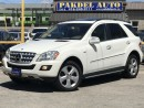 Used 2010 Mercedes-Benz ML-Class ML350 BLUE TEC 4MATIC*NAVI*PARK ASSIST*BLUETOOTH* for sale in York, ON