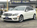 Used 2013 Mercedes-Benz C-Class C 300 4MATIC*LOW KM**NAVI*PARK ASSIST*BLUETOOTH for sale in York, ON