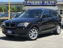Used 2014 BMW X3 XDRIVE 28i*LOW KM*******SOLD****** for sale in York, ON