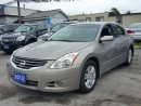 Used 2012 Nissan Altima certified,LOW KMS!! for sale in Oshawa, ON