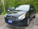 Used 2009 Hyundai Accent Auto L,,certified for sale in Oshawa, ON