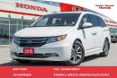 Used 2015 Honda Odyssey Touring for sale in Whitby, ON