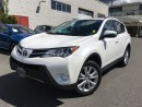 Used 2014 Toyota RAV4 Limited,Nav,Local,One owner for sale in Surrey, BC