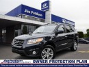 Used 2010 Hyundai Santa Fe Limited 3.5 AWD-Local/Leather/Sunroof/Bluetooth for sale in Port Coquitlam, BC