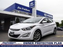 Used 2015 Hyundai Elantra SE-Local/Sunroof/Bluetooth/AlloyWheels for sale in Port Coquitlam, BC
