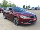 Used 2016 Chrysler 200 C**LEATHER HEATED SEATS**PANORAMIC SUNROOF** for sale in Mississauga, ON